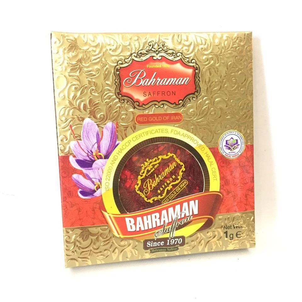Шафран иранский Bahraman 1 грамм