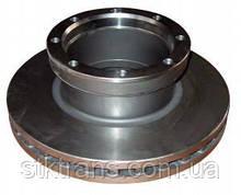 Тормозной диск перед/зад MAN L/M2000 96- 330x34