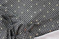 Ткань  софт принт , штамп глистера  пог. м., №904, фото 1