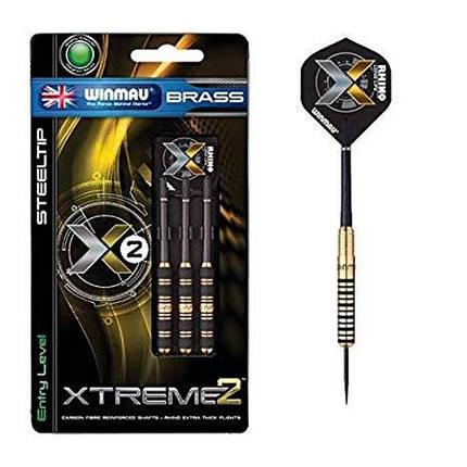 Дротики дартс Winmau Xtreme2 Англия, фото 2