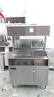 Станция для подогрева и фасовки картошки б/у, фото 1