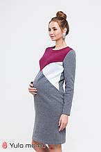 Тепле плаття для вагітних і годуючих Denise warm DR-49.201
