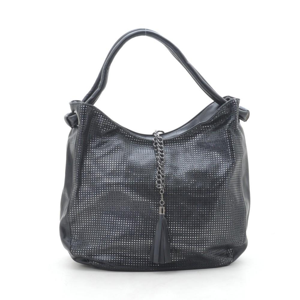 Женская сумка 3753 черная