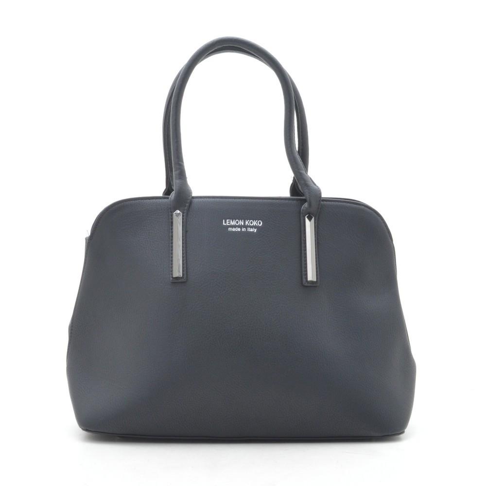 Женская сумка F-2878 черная, фото 1