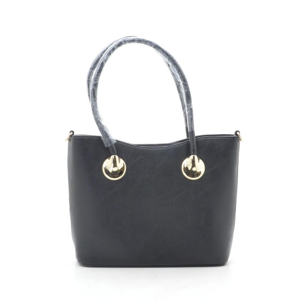 Женская сумка черная маленькая 193708