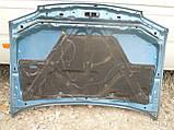 Капот Nissan Micra K11 1992-1998г.в. коралловый дорестайл, фото 4