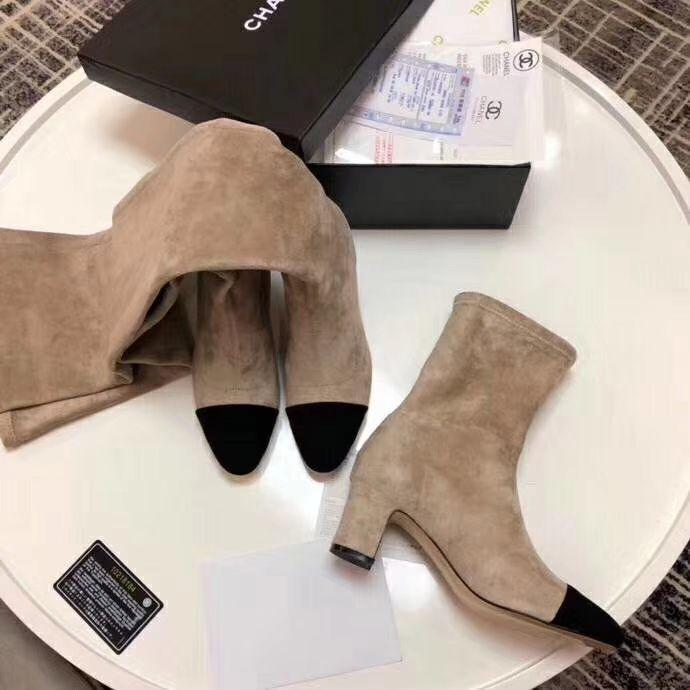 Сапоги Женские Chanel