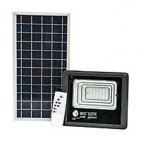 """Прожектор с солнечной панелью LED """"TIGER-25"""" Horoz 25W 465Lm (6400K) IP65, фото 1"""
