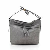 Женская сумка серая 191596, фото 1