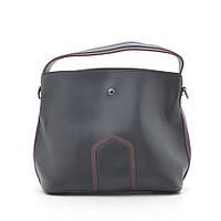 Женская сумка черная 190812, фото 1