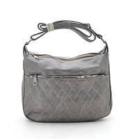 Женская сумка серая 192131, фото 1