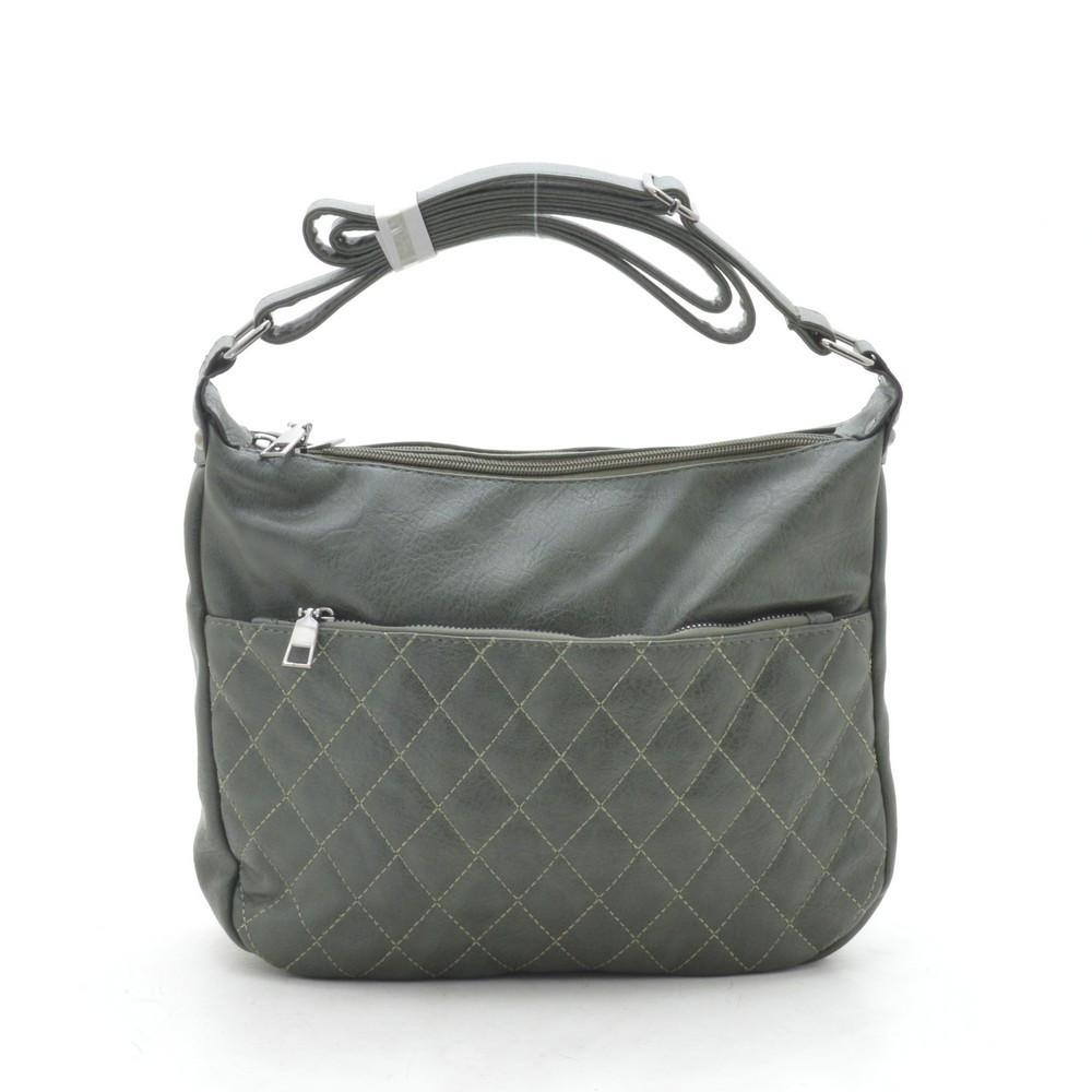 Женская сумка зеленая 192132