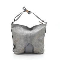 Женская сумка серая 191495, фото 1