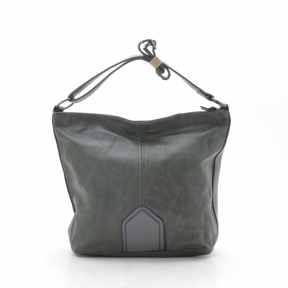 Женская сумка зеленая 191547