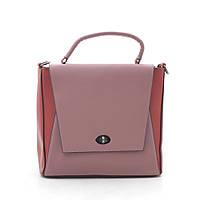 Женская сумка розовая 190928, фото 1