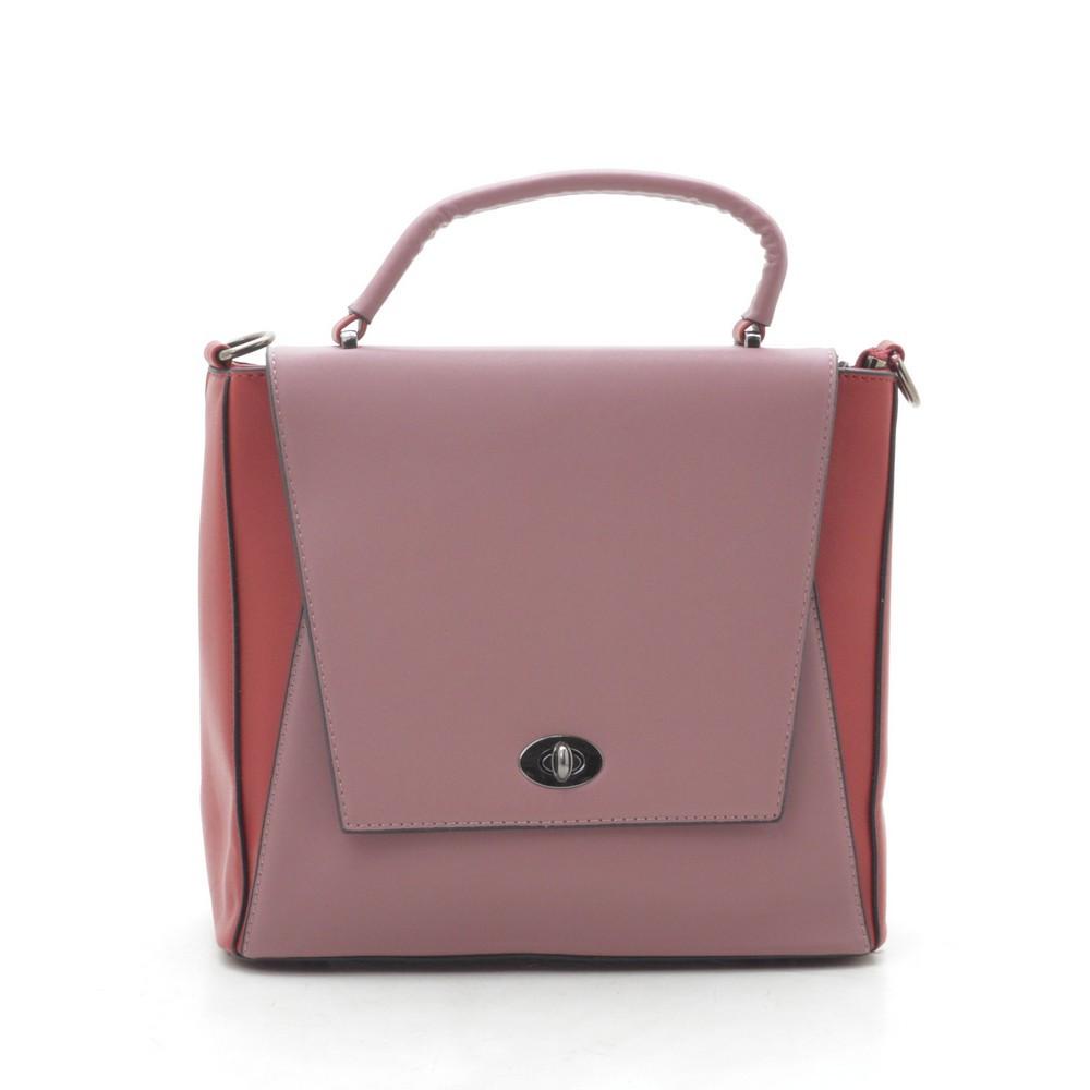 Женская сумка розовая 190928