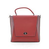 Женская сумка красная 190942, фото 1
