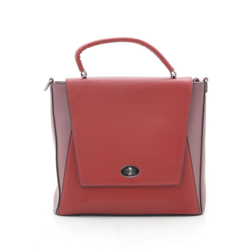Женская сумка красная 190942