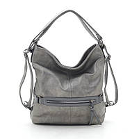 Женская сумка серая 191173, фото 1