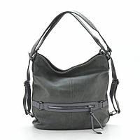 Женская сумка зеленая 191175, фото 1