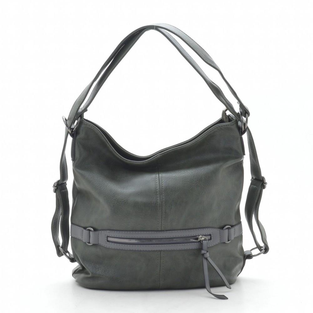 Женская сумка зеленая 191175
