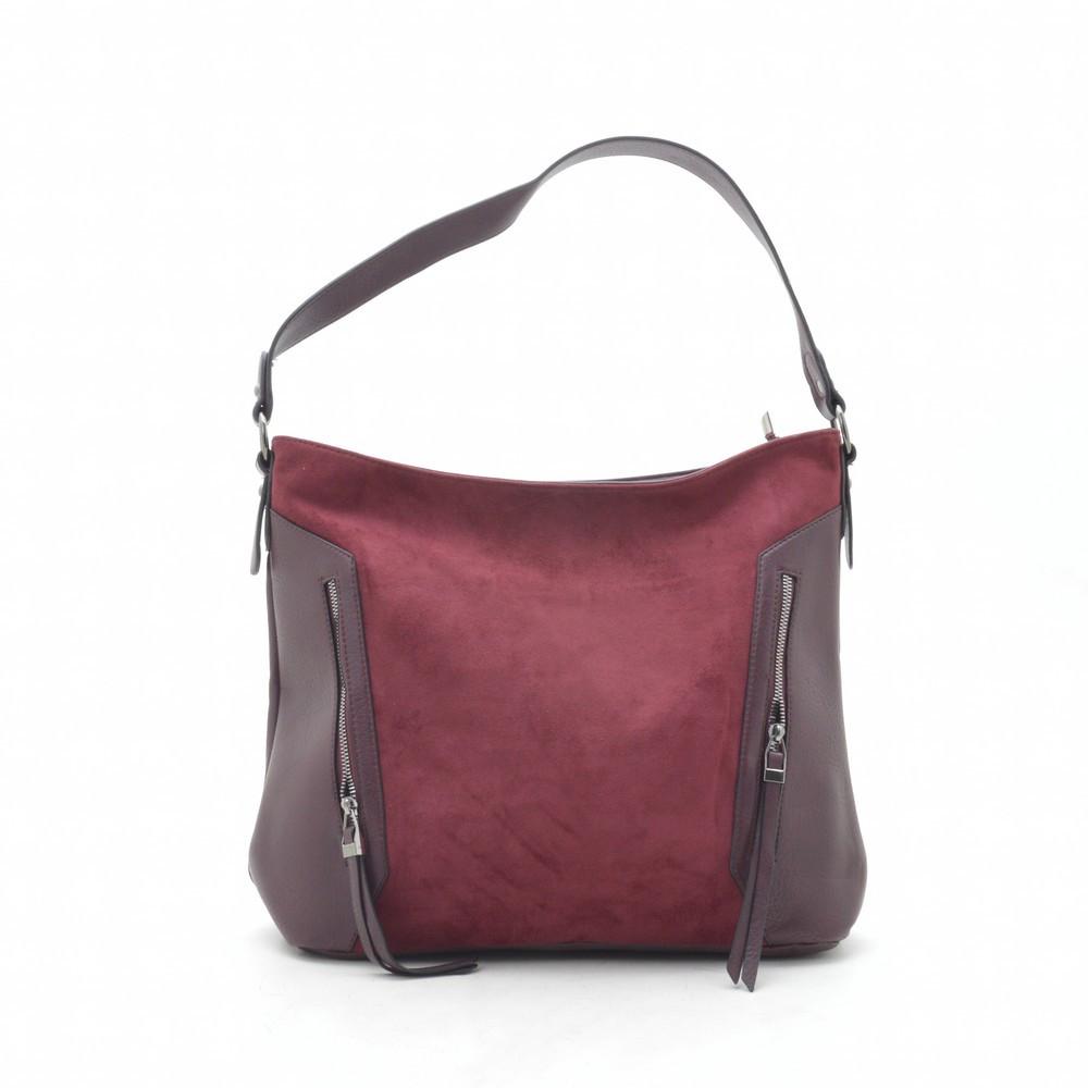 Женская сумка красная 191384