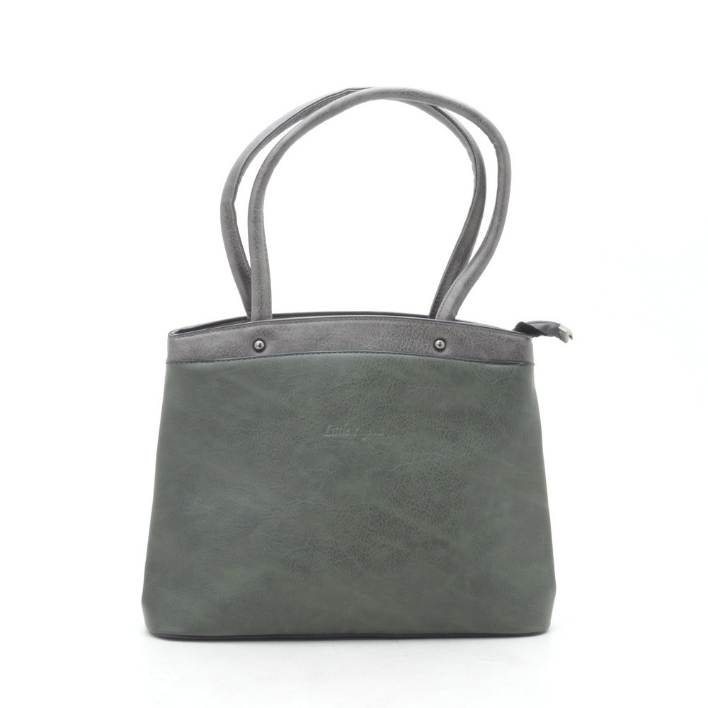 Женская сумка зеленая 191555
