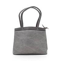 Женская сумка серая 191558