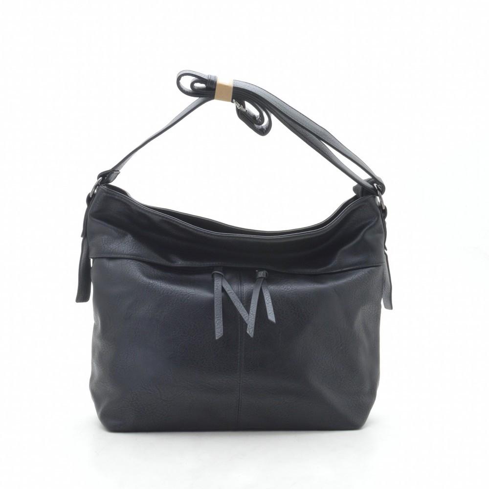 Женская сумка 11607 черная