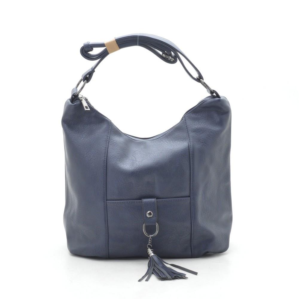 Женская сумка синяя 191793