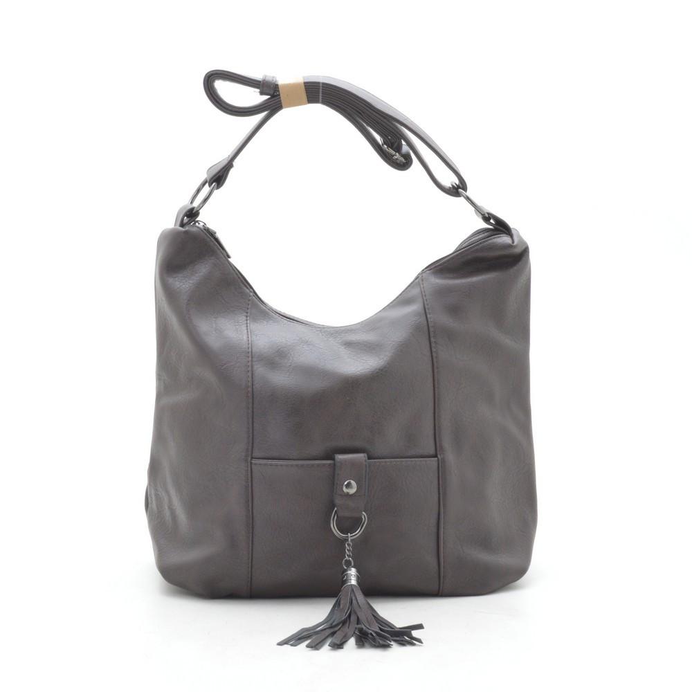 Женская сумка коричневая 191794
