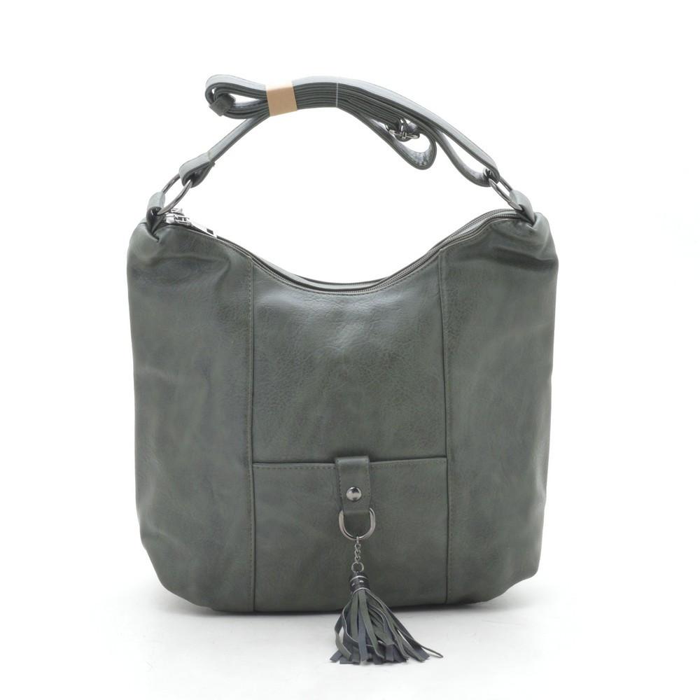 Женская сумка зеленая 191795