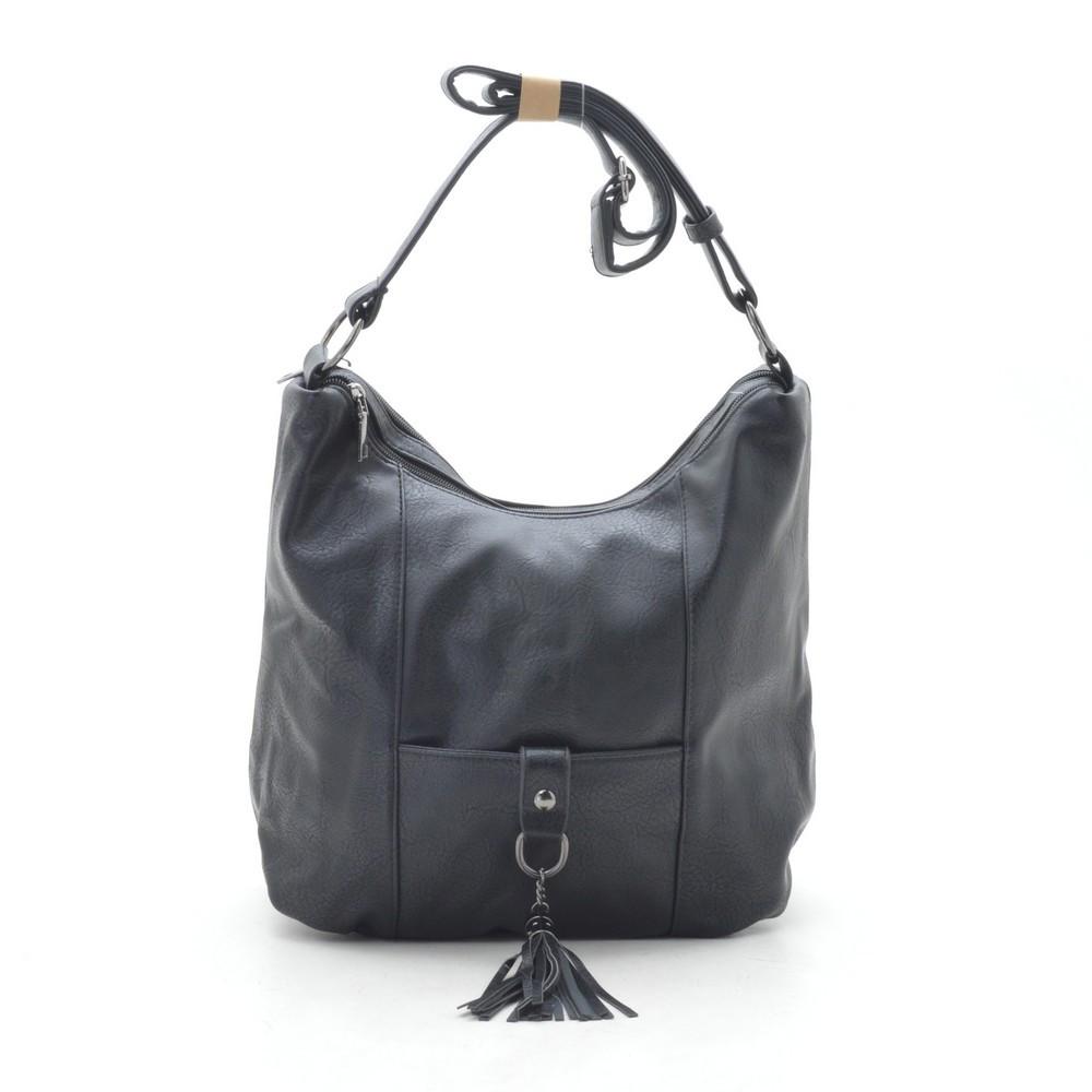 Женская сумка черная 191796