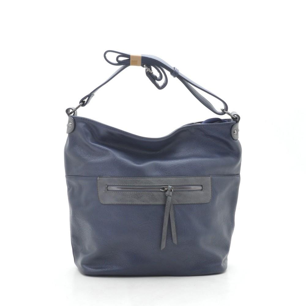 Женская сумка синяя 191805