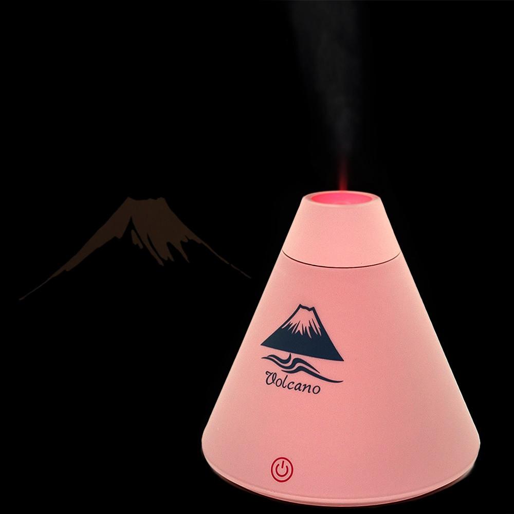 Увлажнитель воздуха Volcano Розовый