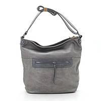 Женская сумка серая 191809, фото 1