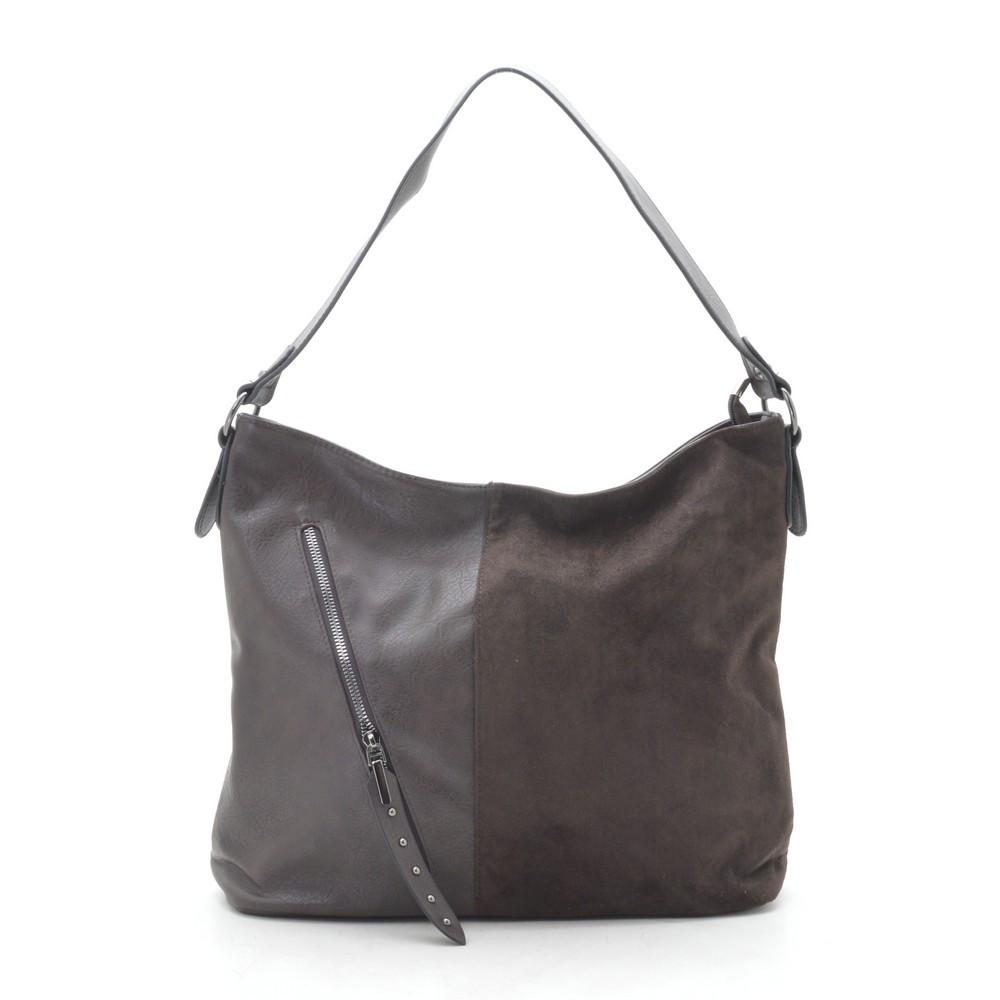 Женская сумка коричневая 191810