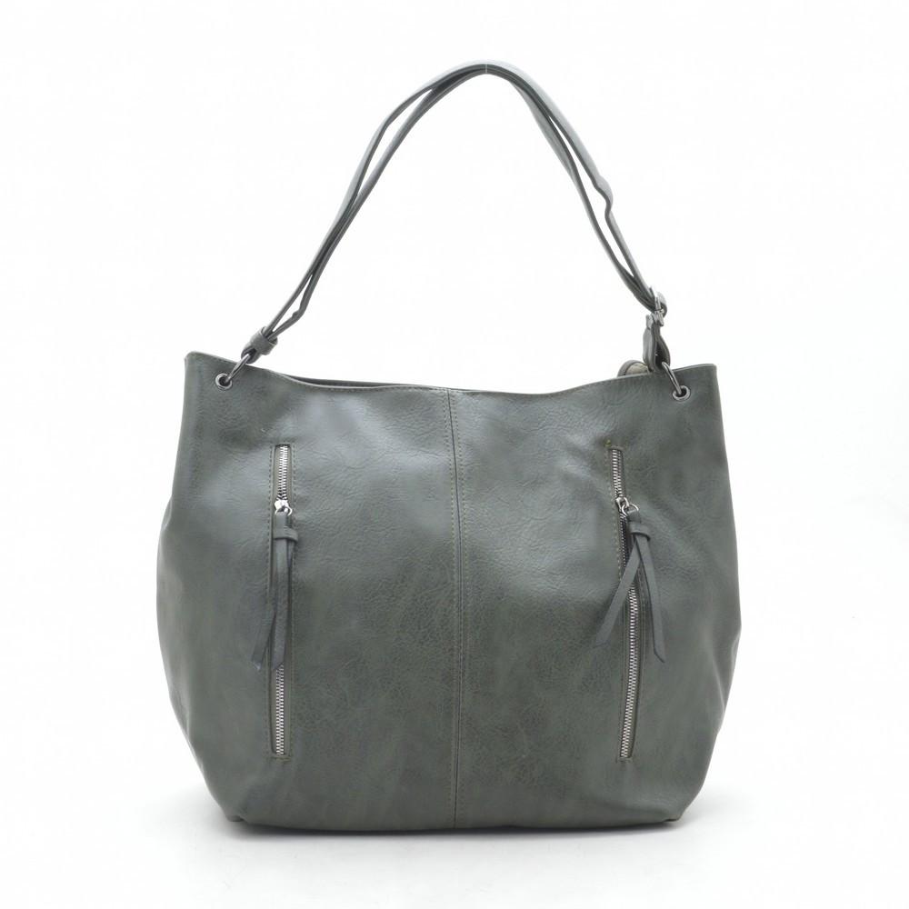 Женская сумка зеленая 192119