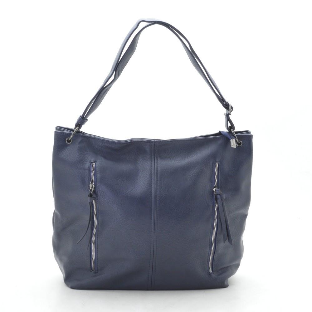 Женская сумка синяя 192122