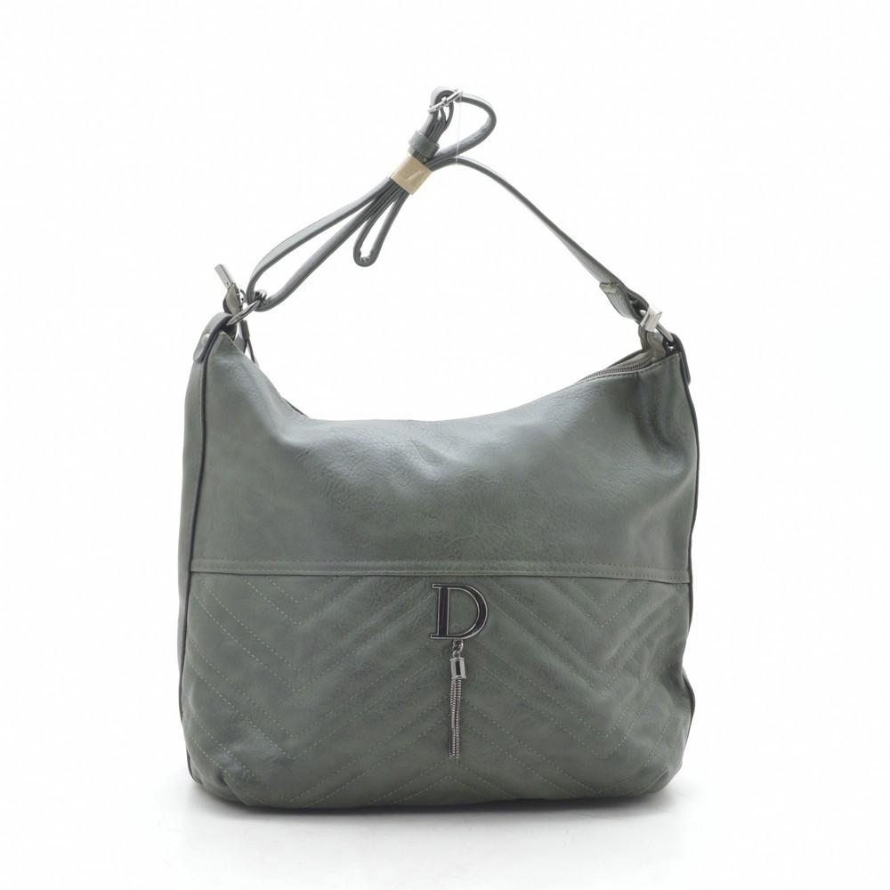Женская сумка зеленая 192126