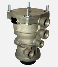 Кран тормозов прицепа - AC598