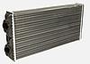 Радиатор печки MAN F2000, M2000