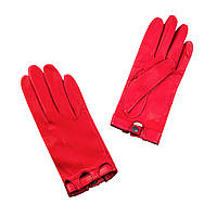 Перчатки The Monochrome 7 кожаные  Красные (SS_1868d)