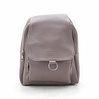 Рюкзак женский фиолетовый, мягкий кожзам 192459, фото 1