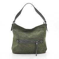 Женская сумка зеленая 192722, фото 1
