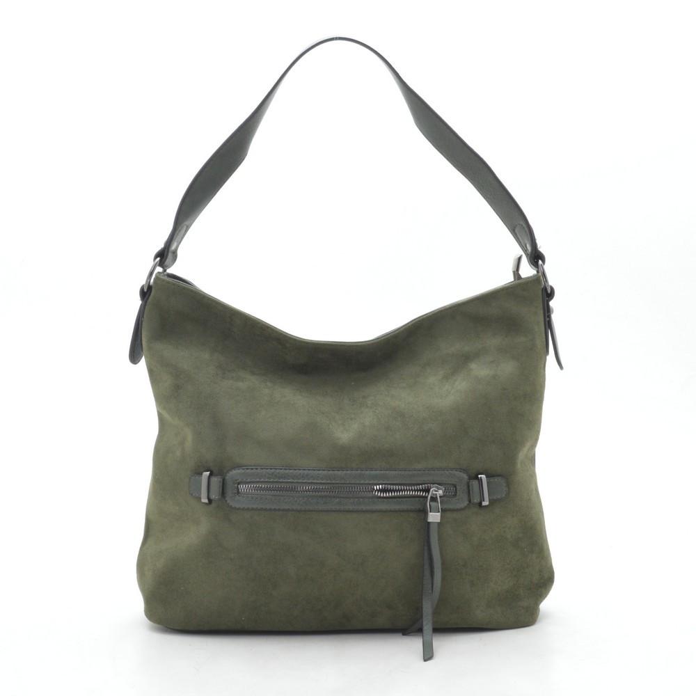 Женская сумка зеленая 192722