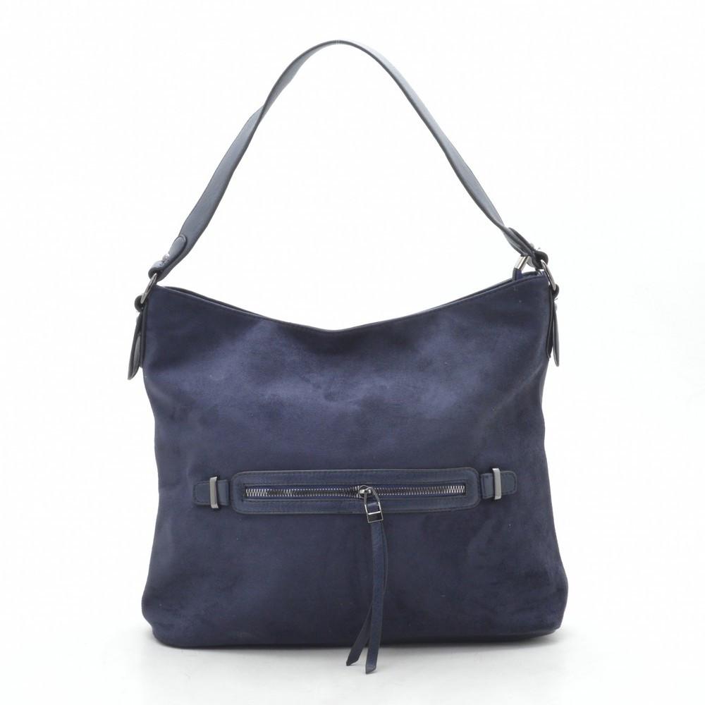 Женская сумка синяя 192723