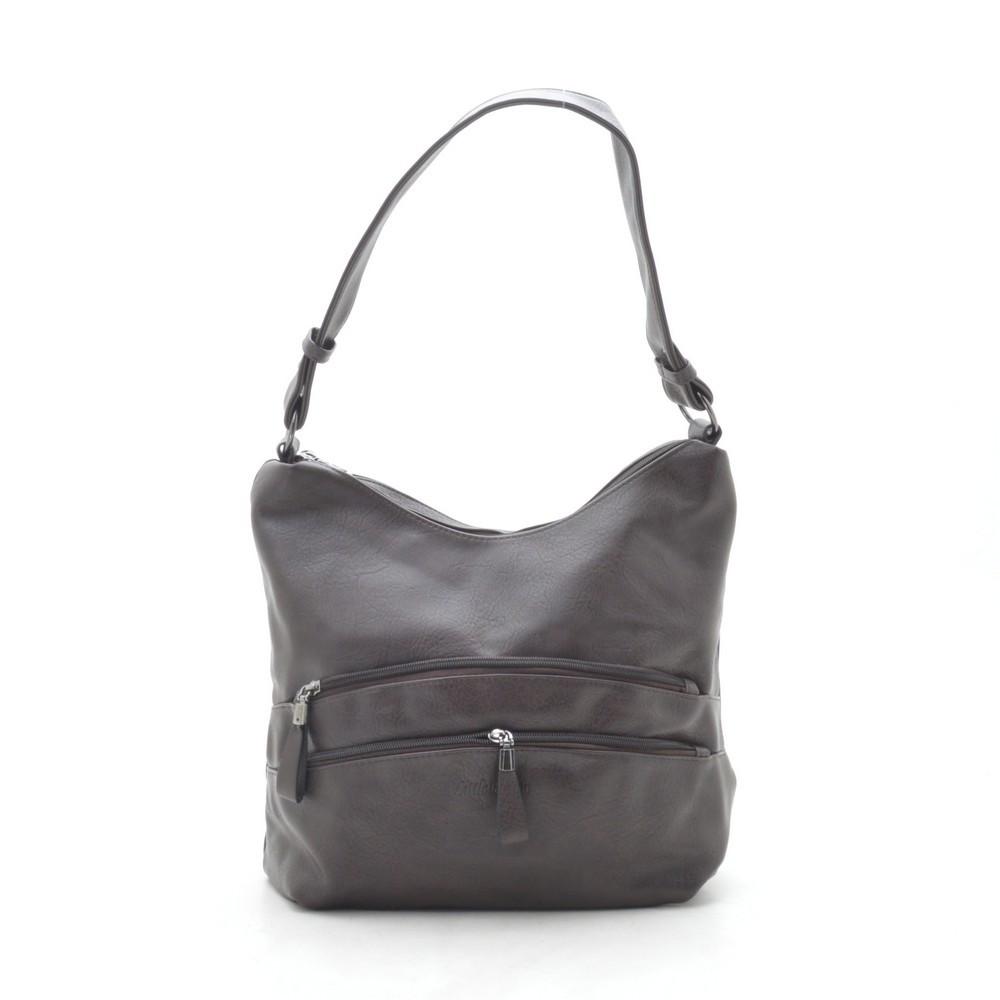 Женская сумка коричневая 192780