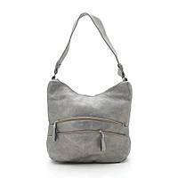Женская сумка серая 192783, фото 1