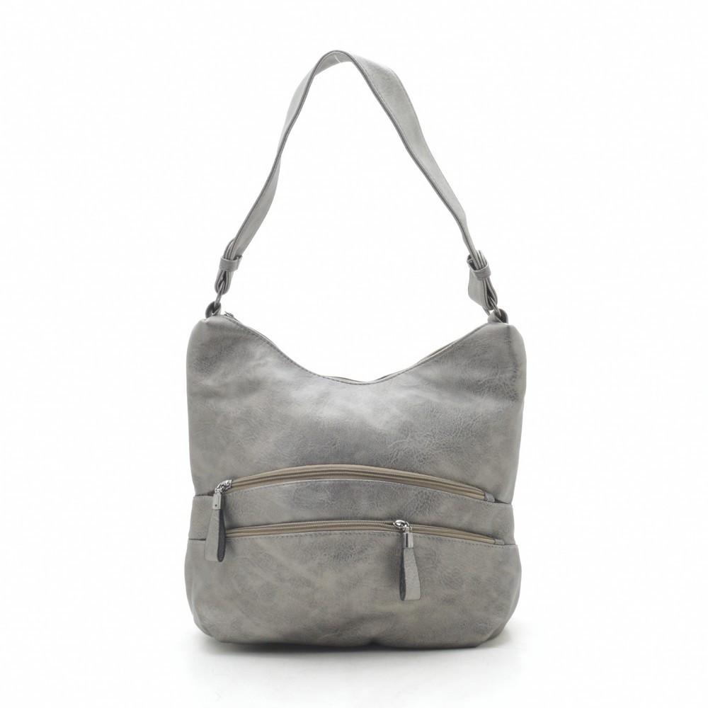 Женская сумка серая 192783